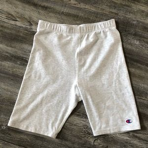 Gray Champion Bike Shorts